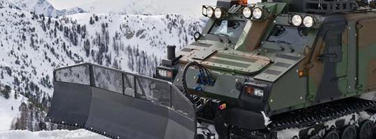 Hägglund vom Typ BvS10 der französischen Streitkräfte © Franz. Streitkräfte