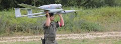 TRACKER UAV im Grenzeinsatz © Bundesheer