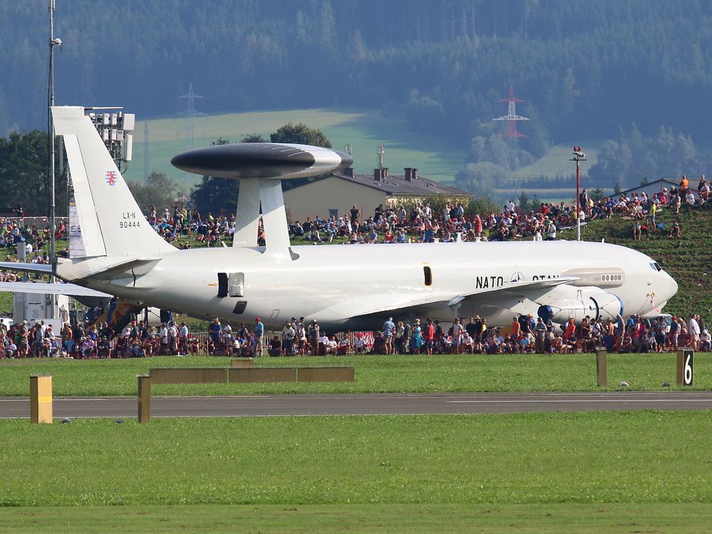 Boeing E-3A Sentry (AWACS) © Doppeladler.com