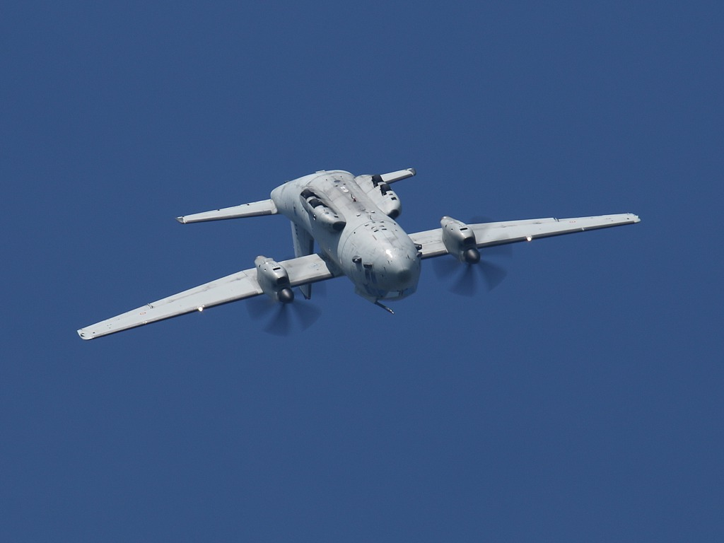 Alenia C-27 J Spartan aus Italien © Doppeladler.com