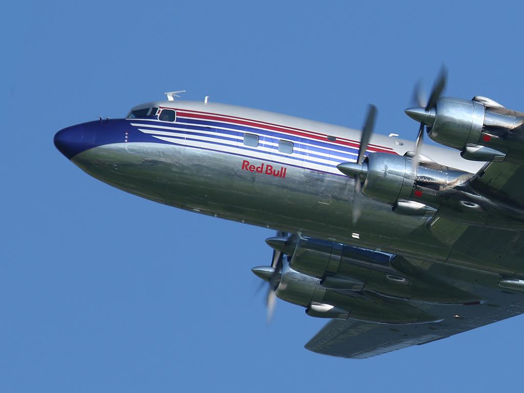 Douglas DC-6B der Flying Bulls © Doppeladler.com