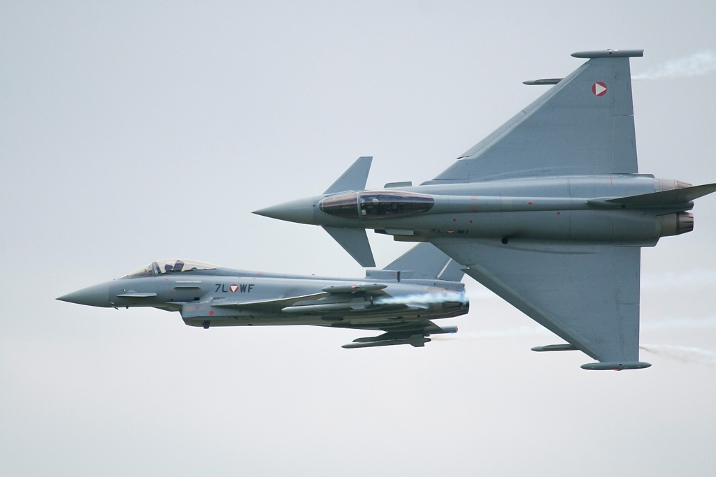 Eurofighter Typhoon © Doppeladler.com
