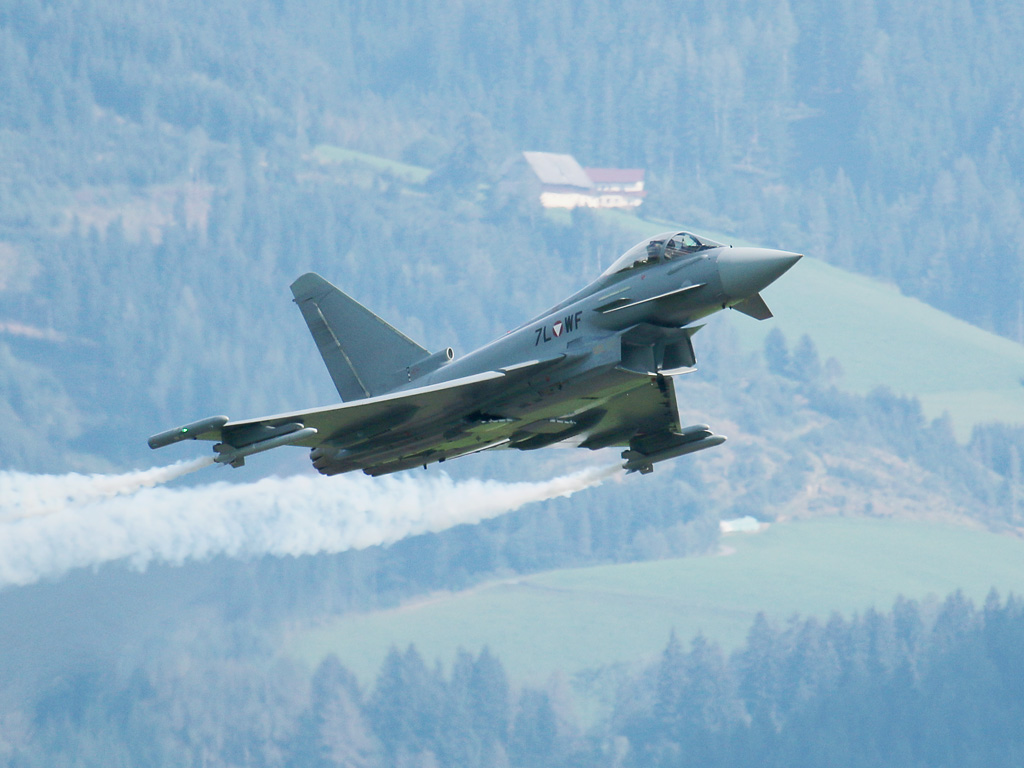 Eurofighter Typhoon 7L-WF © Doppeladler.com
