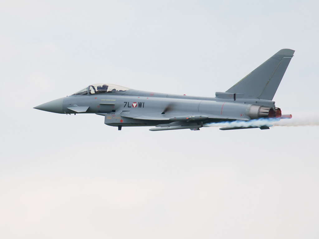Eurofighter Typhoon 7L-WI © Doppeladler.com