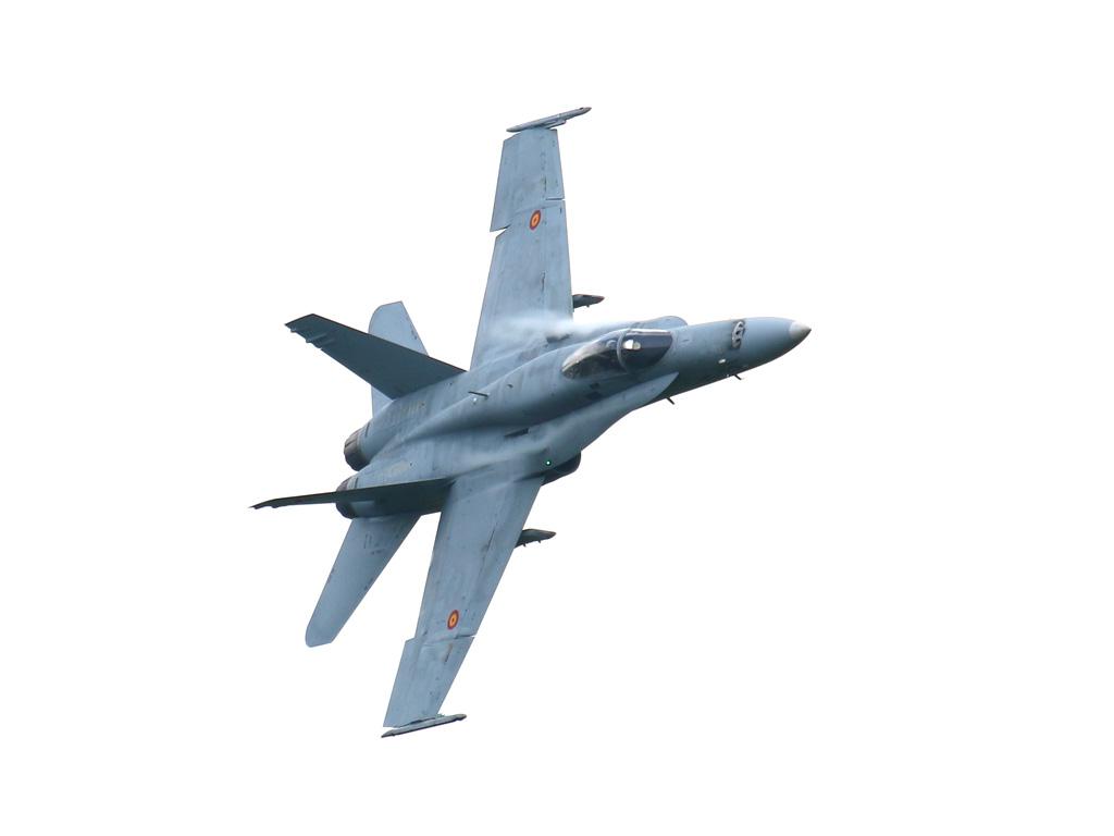 Spanische McDonnell Douglas EF-18A+ Hornet 15-33 © Doppeladler.com