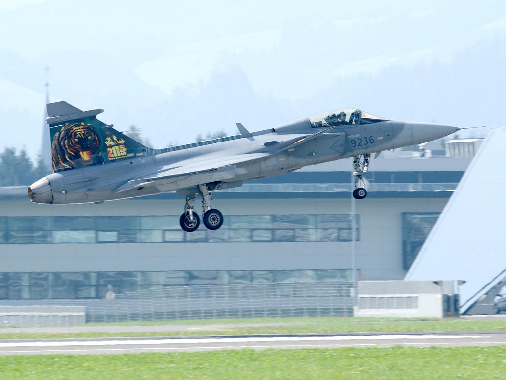 Tschechische Saab JAS-39C Gripen © Doppeladler.com
