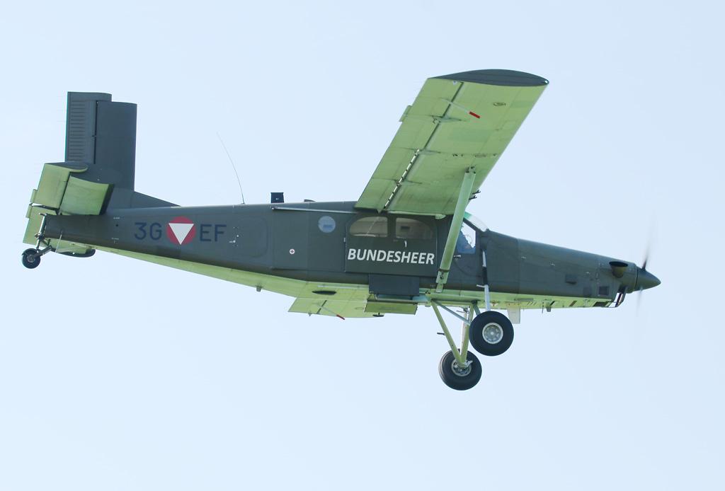 Pilatus PC-6/B2-H2 Turbo Porter © Doppeladler.com