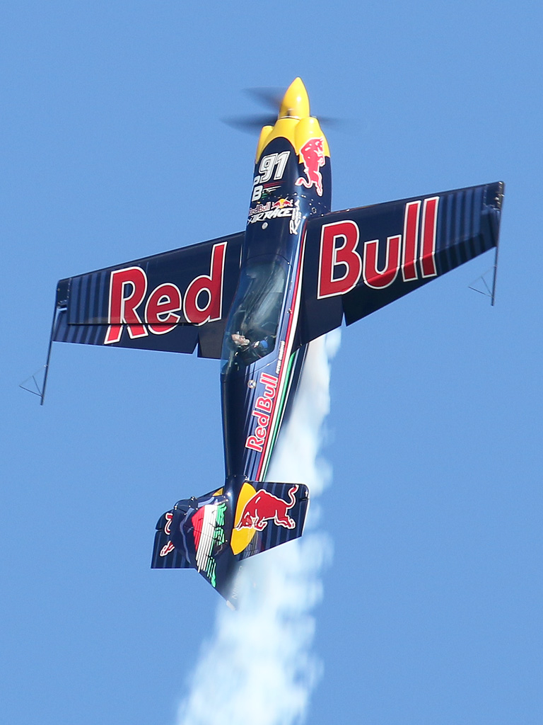Peter Besenyei auf Corvus CA-41 Racer © Doppeladler.com