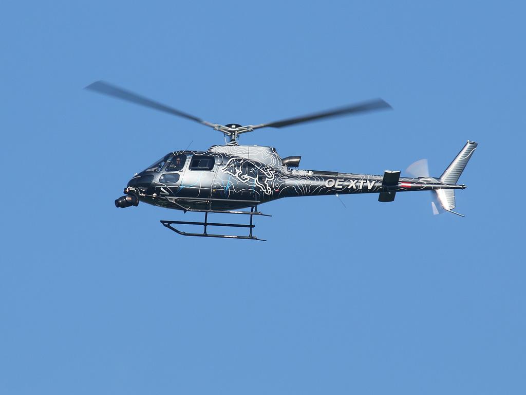 """Kamerakind"" Airbus Helicopters 350 B3+ Écureuil OE-XTV © Doppeladler.com"