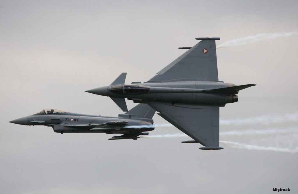 DM2 - Eurofighter Break © Dirk Mandel