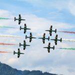 KP2 - Frecce Tricolori – Nose touch ©kiwi_pix