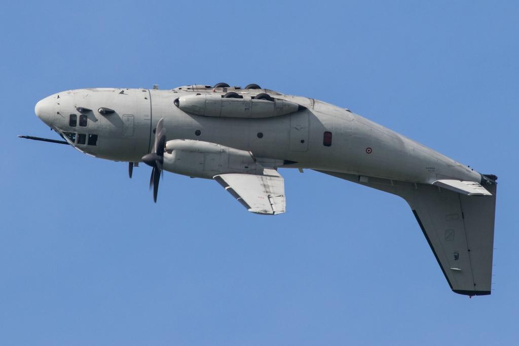 WB3 - C-27J Spartan © warbird