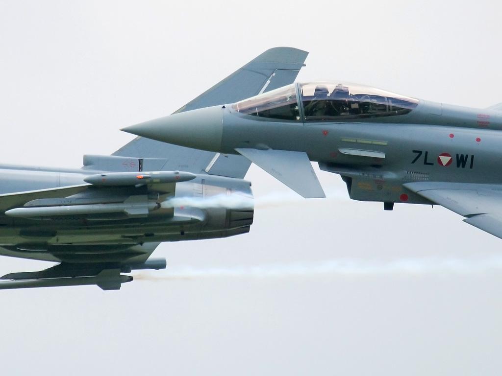 TR2 - Have a break ... - Eurofighter Typhoon © Robert Tögel