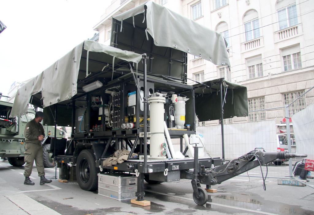 Wasseraufbereitungsanlage WTC 200 GT © Doppeladler.com