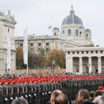 Angelobung am Wiener Heldenplatz. Alles weitere war in der Innenstadt verteilt © Doppeladler.com