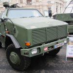 Dingo 2 als Patrouillen- und Sicherungsfahrzeug © Doppeladler.com