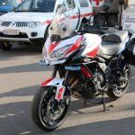 Kawasaki Versys 650 ABS der Militärpolizei © Doppeladler.com