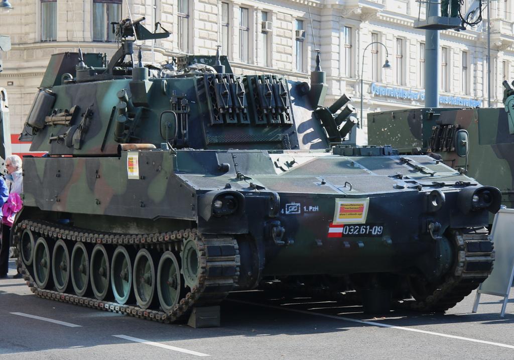 Rechenstellenpanzer M109 © Doppeladler.com