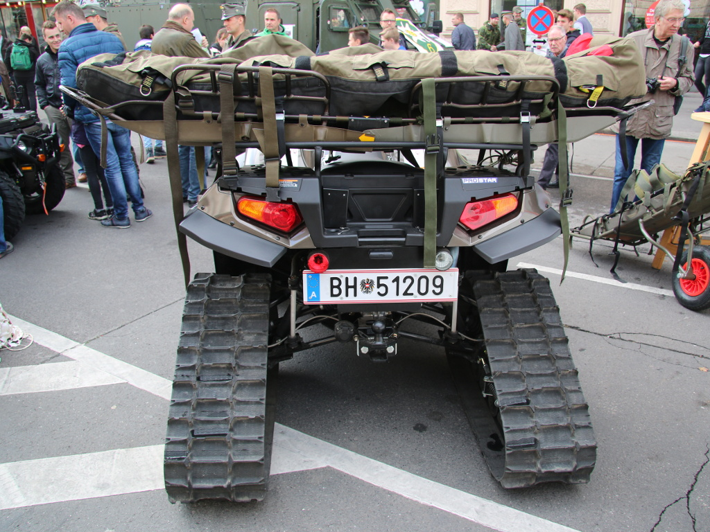 Polaris Sportsman Touring XP 1000 © Doppeladler.com