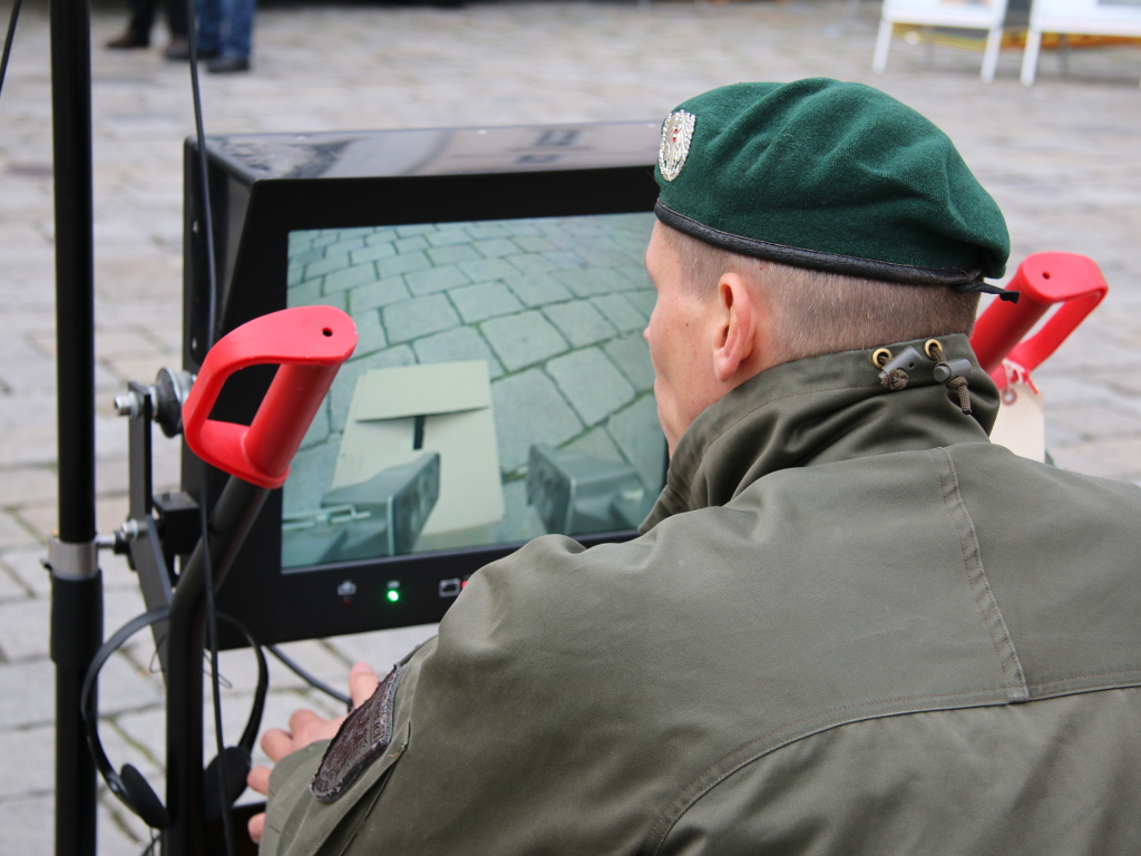 Steuerung des tEODor © Doppeladler.com