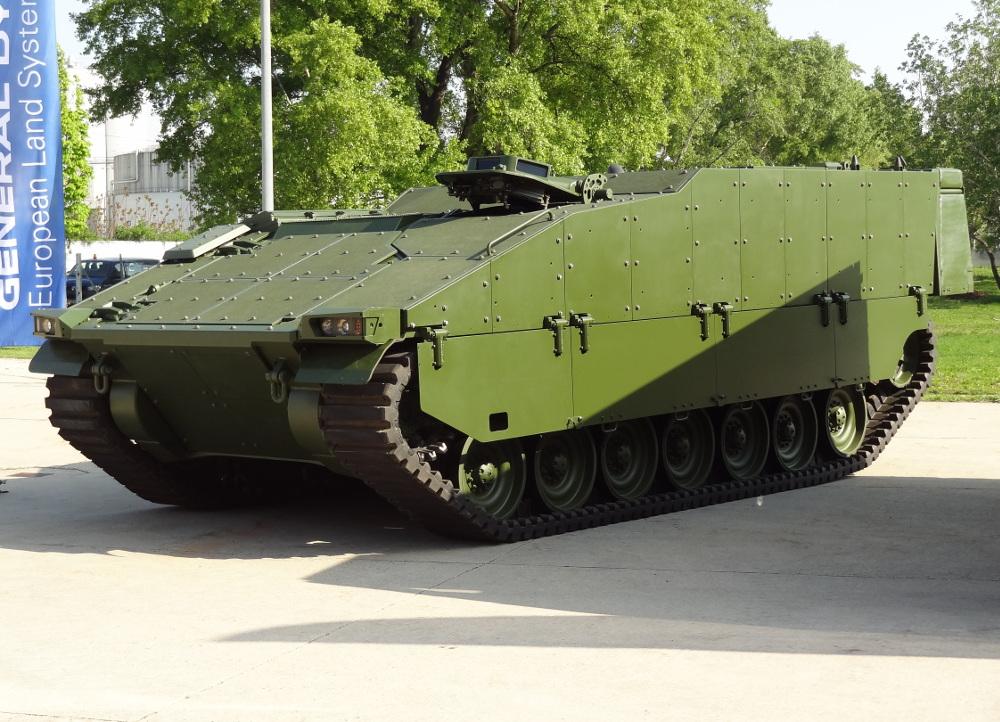 Nachfolger des Ulan: Schützenpanzer ASCOD, wie er zB. in Tschechien angeboten wird © Doppeladler.com
