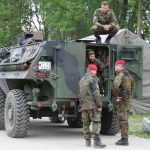Transportpanzer Fuchs der Bundeswehr © Doppeladler.com
