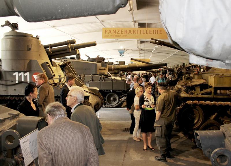 Panzerhalle © Doppeladler.com