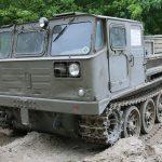 Raupenschlepper ATS-59 sowjetischer Bauart © Doppeladler.com
