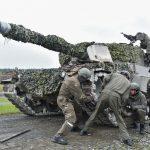"""Disziplin """"Austausch eines defektes Kettenglied"""" © US Army"""