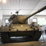 Mittlerer Kampfpanzer M47D Patton 'S56' © Doppeladler.com