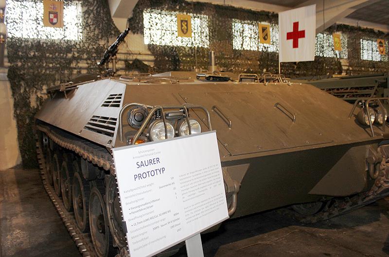 Saurer Prototyp © Doppeladler.com