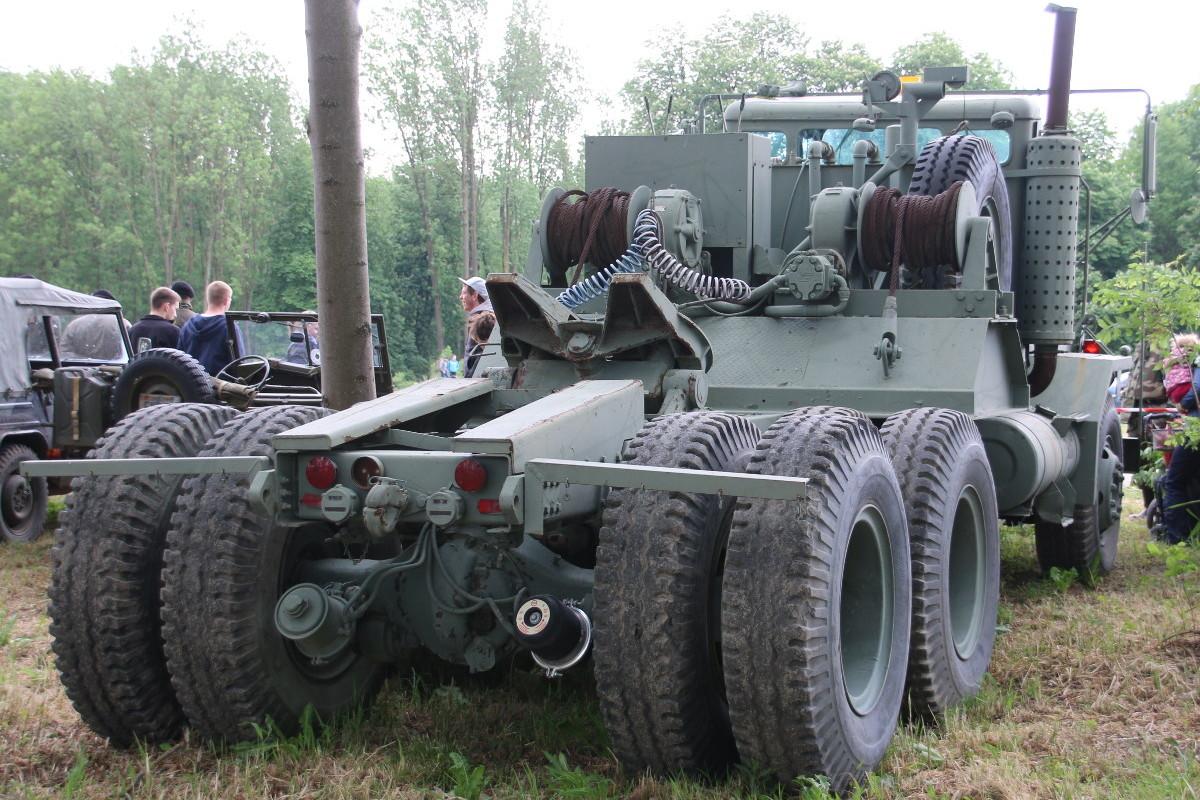 Schwerlasttransporter Oshkosh M911 © Doppeladler.com