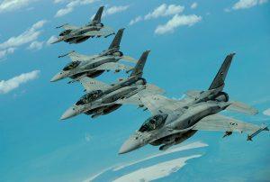 "Lockheed Martin F-16 E/F Block 60 ""Desert Falcon"" © Luftstreitkräfte VAE"