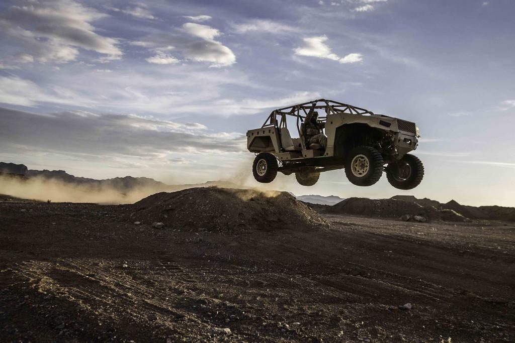 Technik aus dem Wüsten-Rally-Rennsport © Polaris