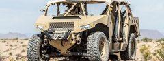 Polaris DAGOR - Ultra Light Combat Vehicle (UCLV) © Polaris