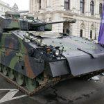 Schützenpanzer Ulan mit 30 mm Maschinenkanone © Doppeladler.com