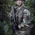 Im Wald sieht die Farbgebung völlig anders aus © Bundesheer