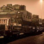 Die Schützenpanzer Ulan bilden den harten Kern der Battlegroup © Bundesheer