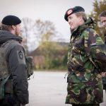Ehrengast war der niederländische König Willem-Alexander © Bundesheer