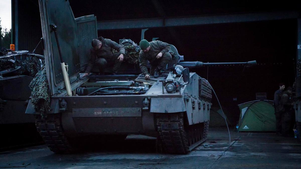 Wartung und Reparaturen müssen auch im Einsatz funktionieren © Bundesheer