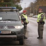 Militärpolizei bei der Regelung des Verkehrs © Bundesheer