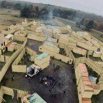 Ortskampfanlage © Bataljon Bevrijding