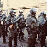 Österreicher in der Ortskampfanlage © Bataljon Bevrijding