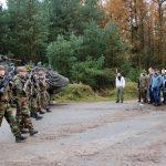 Belgische Soldaten im CRC Einsatz © Bataljon Bevrijding