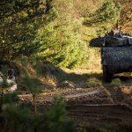 Aufklärungspanzer Fennek und Schützenpanzer Ulan © Bundesheer