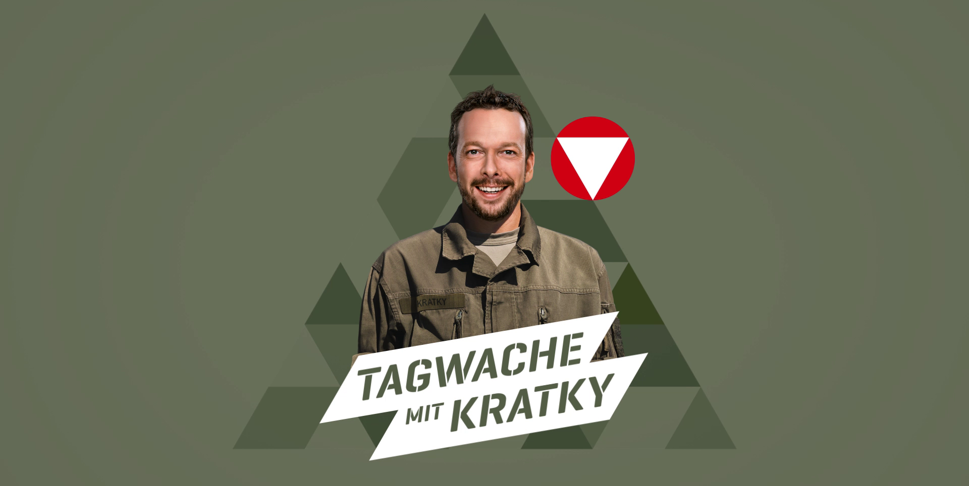 Tagwache mit Kratky © Bundesheer