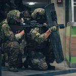 Jagdkommando-Soldaten in der Garage © Bundesheer