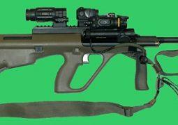 Sturmgewehr StG77 A1 MP © Bundesheer