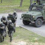 Einsatzvorführung des Kommandos Militärstreife und Militärpolizei © Bundesheer