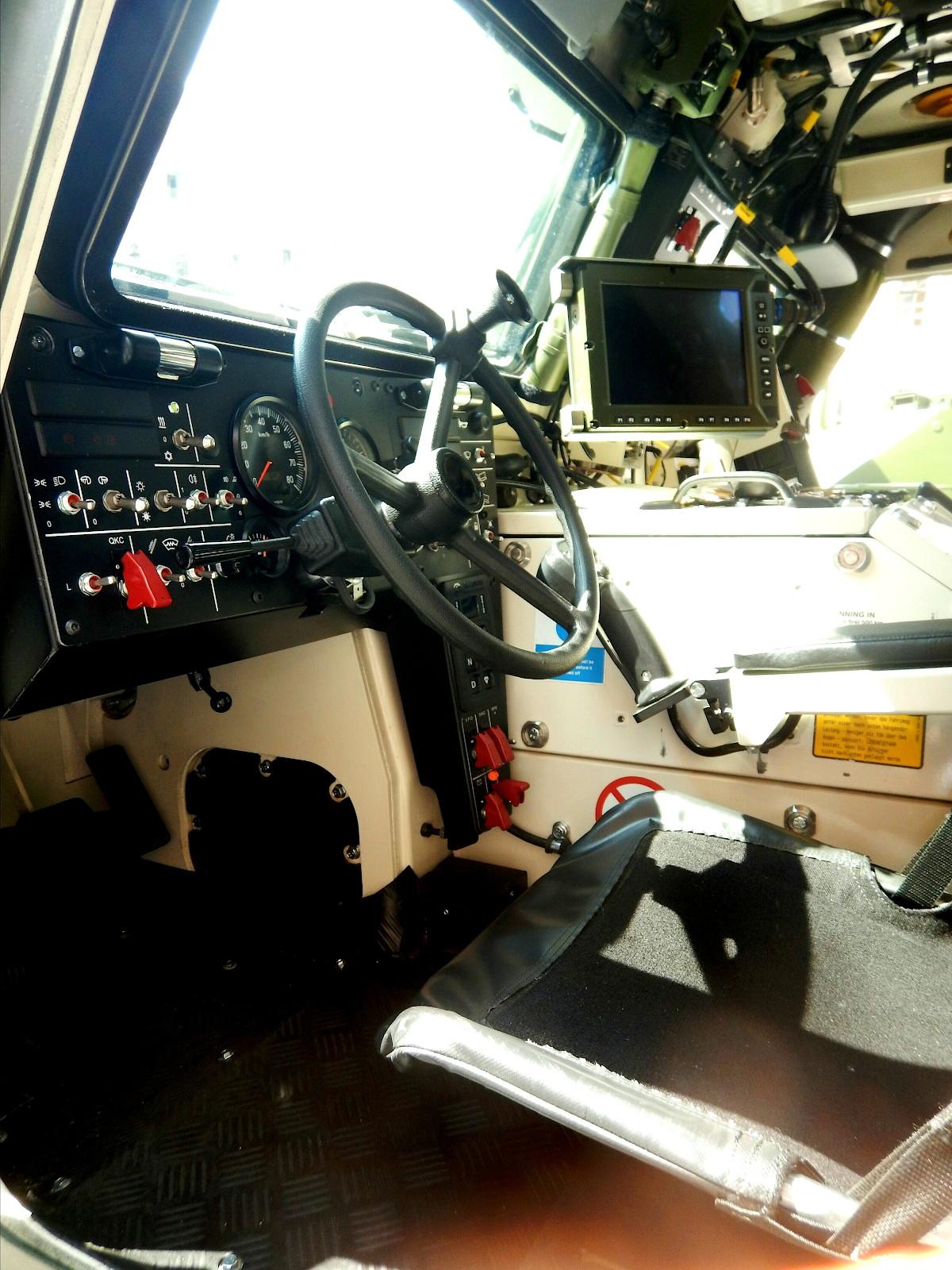 Cockpit © DoppeladlerTeam / Vojtenko